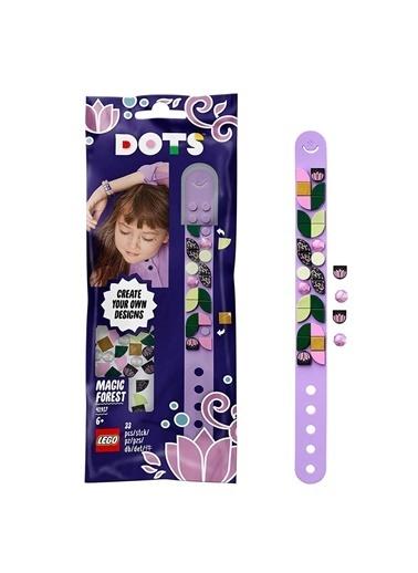Lego  Dots Magic Forest Bracelet 41917 Renkli